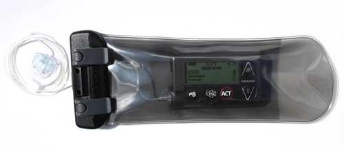 Aquapac Insulin Pump Case