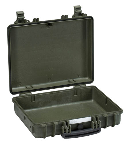 Explorer 4412 case, groen