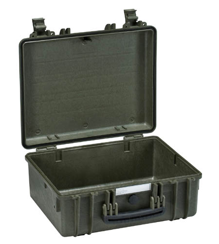 Explorer 4419 case, groen