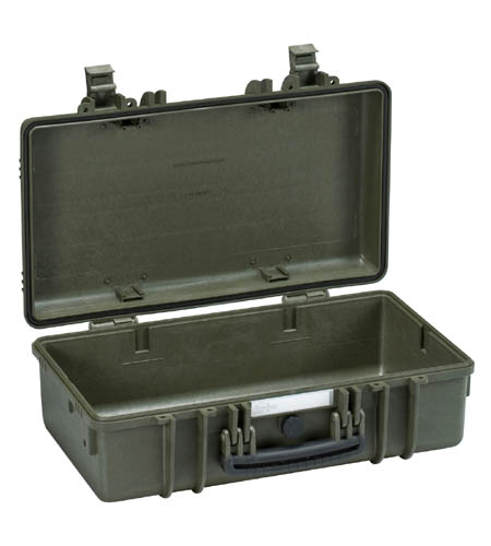 Explorer 5117 case, groen