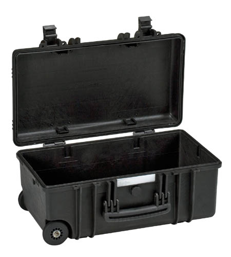 Explorer 5122 case, zwart