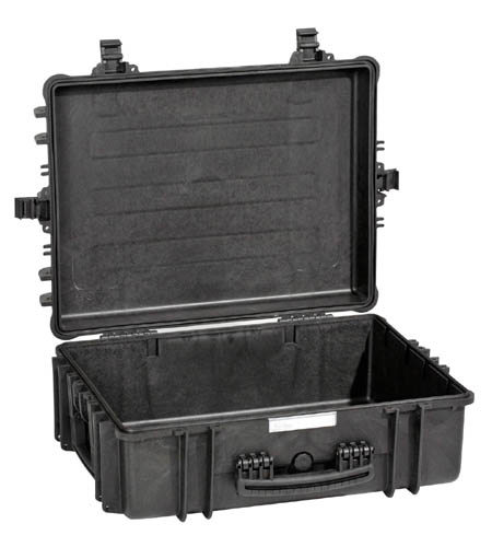 Explorer 5822 case, zwart