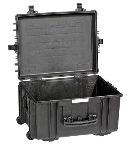 Explorer 5833 case, zwart