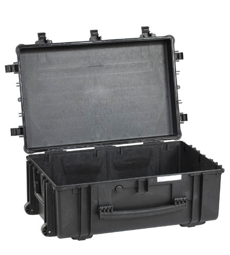 Explorer 7630 case, zwart