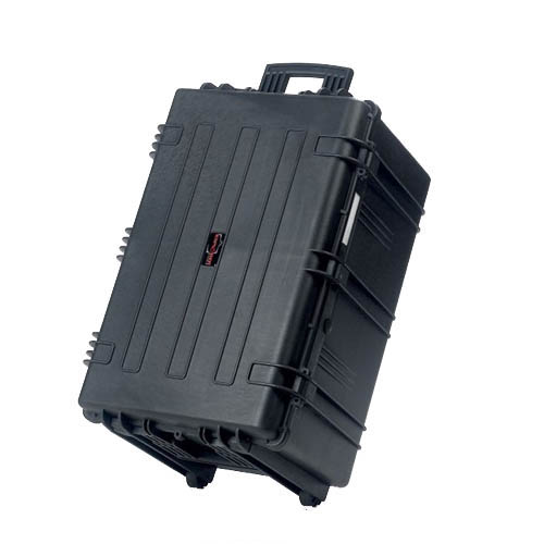 Explorer 7641 case, zwart