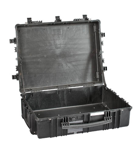 Explorer 7726 case, zwart
