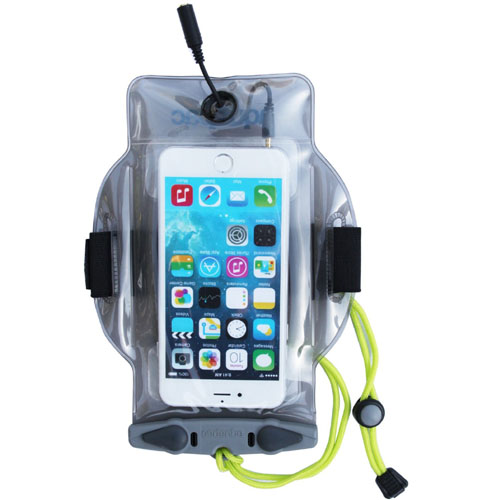 Aquapac MP3 Plus case / iPhone 6 plus