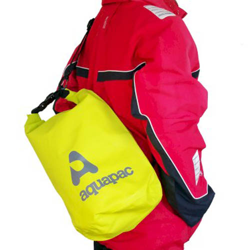 Aquapac TrailProof, drybag, 7L, lime