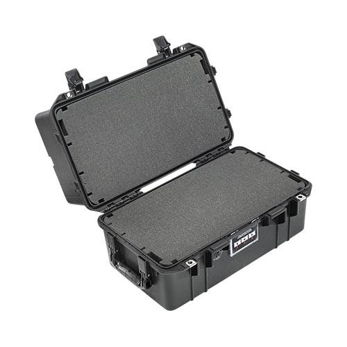Peli case 1465 Air, zwart, met foam