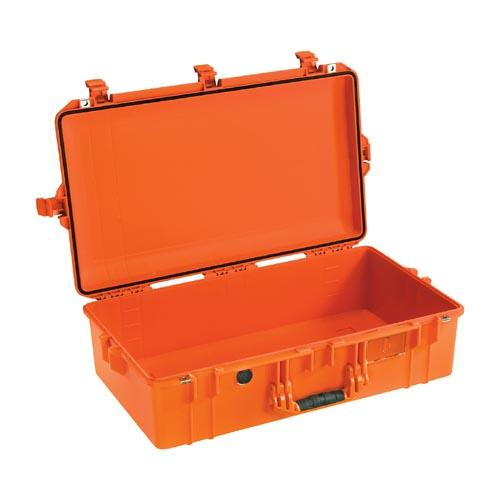 Peli case 1605 Air, oranje, zonder foam