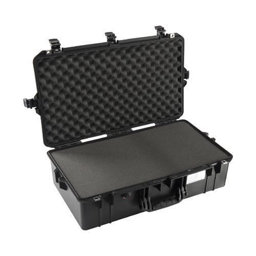 Peli case 1605 Air, zwart, met foam